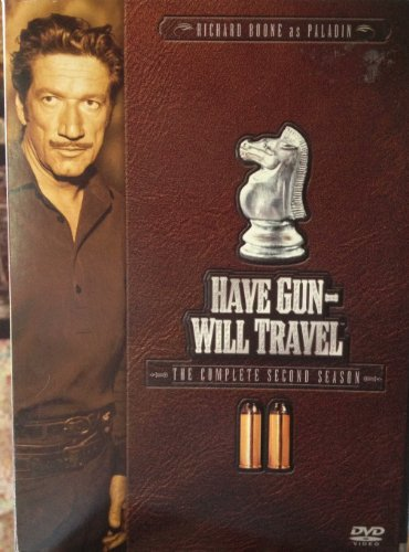 Have Gun Will Travel: The Complete Second Season [DVD] (Have Gun Will Travel Season 2)