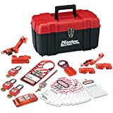 Master Lock 1457E410KA Electrical Personal Lockout Kit