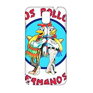Angl 3D Cartoon Los Pollos Hermanos Phone For Case Samsung Galaxy S5 Cover