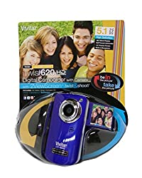 Image of the product Vivitar DVR620 GRP that is listed on the catalogue brand of Vivitar.