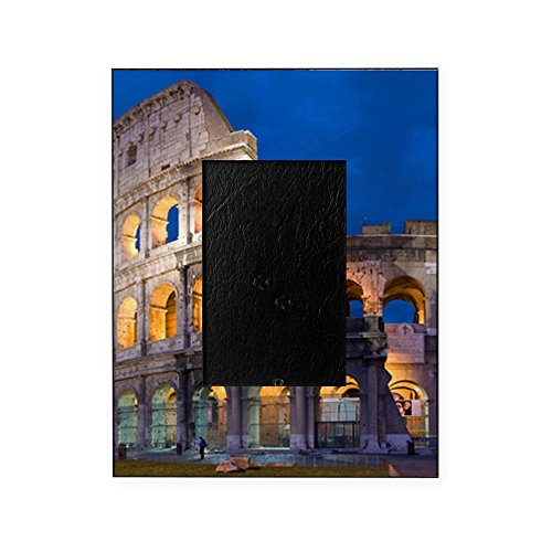 CafePress - Coliseum - Decorative 8x10 Picture Frame (Pictures Of Gladiators)
