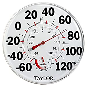 Taylor-TemperatureHumidity-Gauge