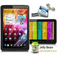 New 9.0 DualCore Android 4.2 Tablet PC Capacitive Touch Screen Dual Camera HDMI