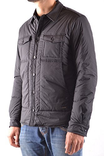 Uomo Poliammide Mcbi314072o Woolrich Giacca Nero Outerwear UxFB7Of
