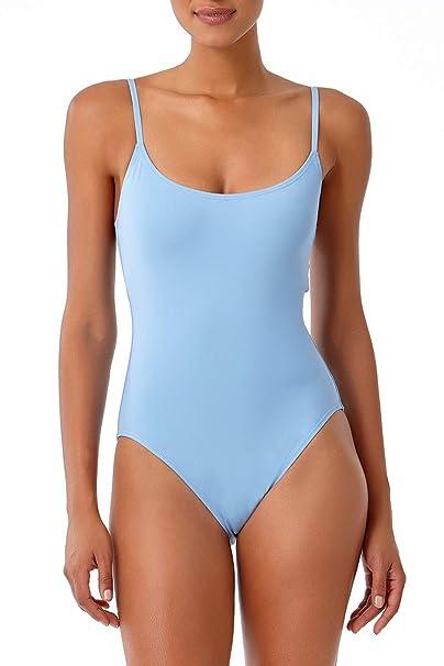 db017f352e917 Anne Cole Studio Women's Vintage Lingerie Maillot One Piece Swimsuit:  Amazon.ca: Clothing & Accessories