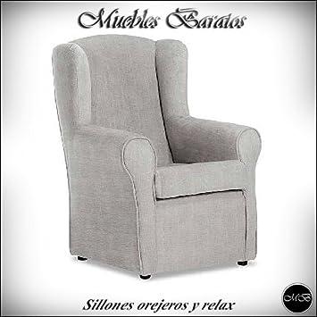 Home Actually Sillones orejeros, Plaza, sillón salón o ...