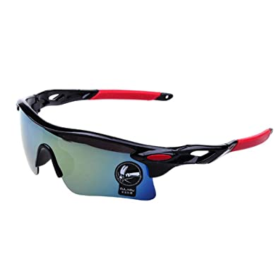 e083557c21 Buy Segolike Night Vision Colored UV400 Protective Men And Women s Sunglasses  Online at Low Prices in India