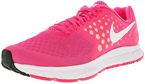 Nike Womens Zoom Span Scarpa Da Corsa Alla Caviglia Iper Rosa / Bianco / Rosa Esplosione