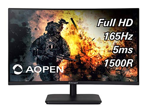 🥇 AOPEN 27HC5R Pbiipx 27″ 1500R Curved Full HD