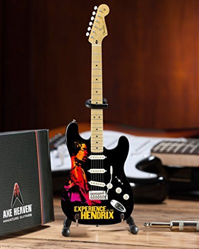 希少 黒入荷! Axe Heaven Guitar B07FQ633PH Jimi Hendrix Experience Tour Miniature Guitar [並行輸入品] from Limited Edition of 500 [並行輸入品] B07FQ633PH, aquagarage(アクアガレージ):5f33e09e --- efichas.com.br