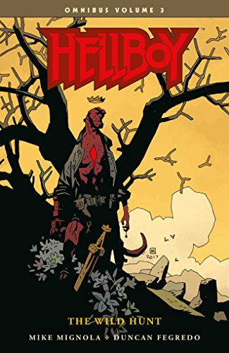 PDF Download Hellboy Omnibus Volume 3 The Wild Hunt Full Book By Mike Mignola
