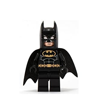 "Batman (Black) - LEGO Batman 2"" Figure, Figures - Amazon Canada"
