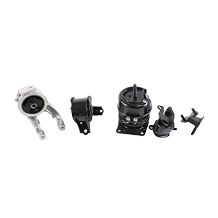 DNJ MMK1003 Complete Engine Motor U0026 Transmission Mount Kit For 1999 2004/ Honda/