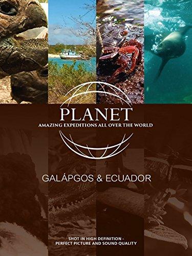 Planet   Gal Pagos   Ecuador