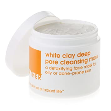 White Kaolin Clay High Quality Natural Clearing Face Mask For Blemish Prone Skin Acne & Blemish Treatments