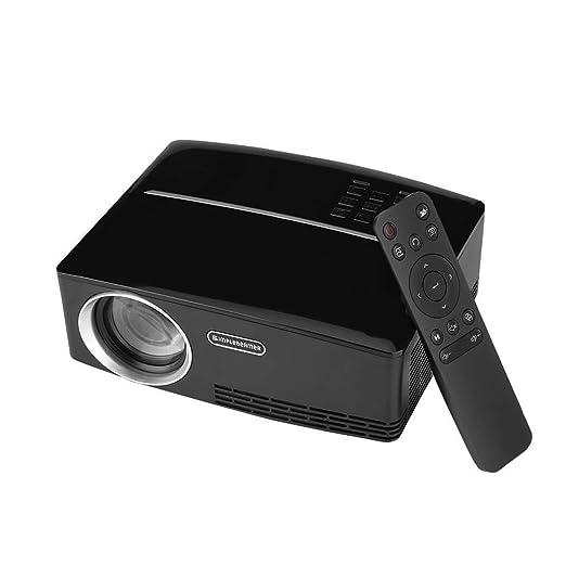 Proyector portátil Mini proyector, 4K x 2K Ultra HD HDMI ...