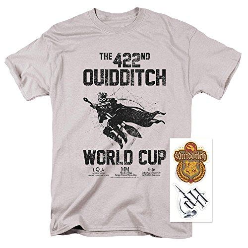 Popfunk Harry Potter Quidditch World Cup T Shirt