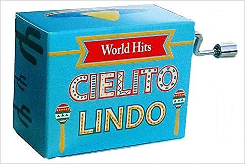 CAJA DE MUSICA CIELITO LINDO (58575) Paperback – 2013
