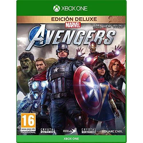 chollos oferta descuentos barato Marvel s Avengers Xbox One Edición Deluxe