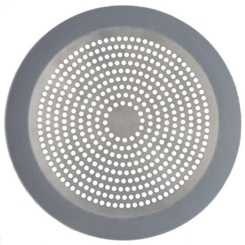 Universal Shower Strainer Drain Cover Stainless Steel 5 3/4' Round Grate Prl047