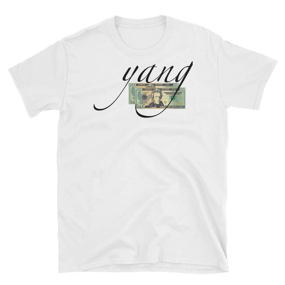 XIXOmenswear Yang 2020 Short-Sleeve Unisex T-Shirt