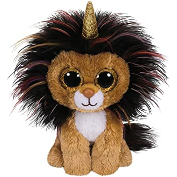 95c5bb6ebbd Amazon.com  Ty Beanie Babies Louie - Lion  Toys   Games