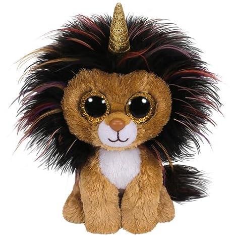 Amazon.com  Ty Ramsey - lion  Toys   Games 2b4727045d27