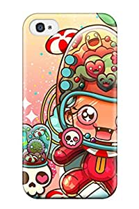 5c Scratch-proof Protection Case Cover For Iphone/ Hot Artistic Phone Case