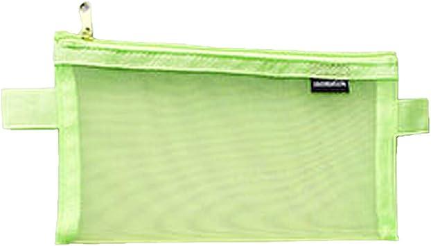 Estuche para lápices de papelería con doble cremallera, práctico estuche para guardar lápices Beautisun y otros artículos de papelería: Amazon.es: Bricolaje y herramientas