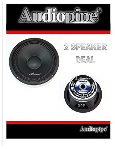 500W Low Mid Frequency Loud speakers APMB-8-B FULL RANGE ()