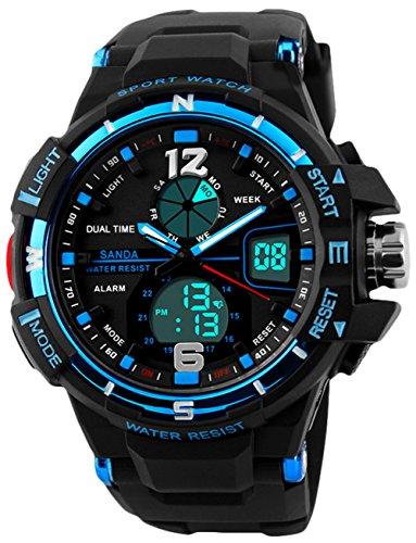 Kids Digital Sport watch waterproof