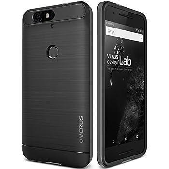 Nexus 6P Case, Verus [High Pro Shield][Steel Silver] - [Military Grade Protection][Slim Fit] For Huawei Nexus 6P
