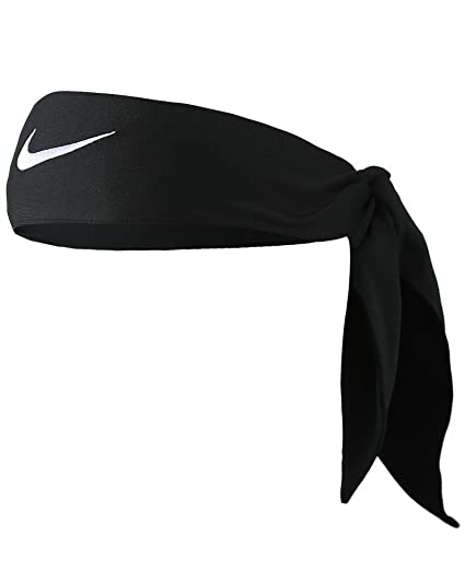 Amazon.com   Nike Dri-Fit Head Tie 2.0 (Black White)   Sports   Outdoors b432ebfd306