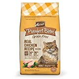 Cheap Merrick Purrfect Bistro Grain Free Real Chicken Adult Dry Cat Food, 12 Lbs.