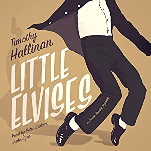 Little Elvises Audiobook