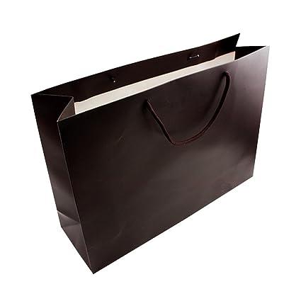 10PCS Bolsas de regalo Bolsas grandes con fondo ancho Estilo ...