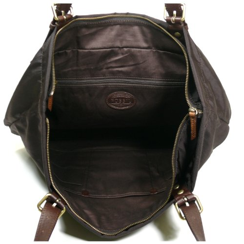 Bag Fossil brown brown Shoulder Women's gx0wOqBzw