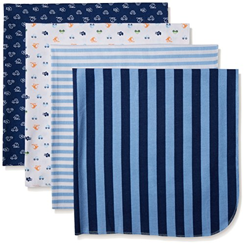 gerber-baby-boys-4-pack-flannel-receiving-blanket-transportation-one-size