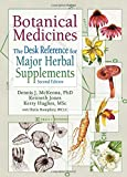 Botanical Medicines: The Desk Reference for Major Herbal Supplements