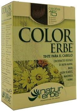 TINTE 15 CAOBA COLOR ERBE 135 ML