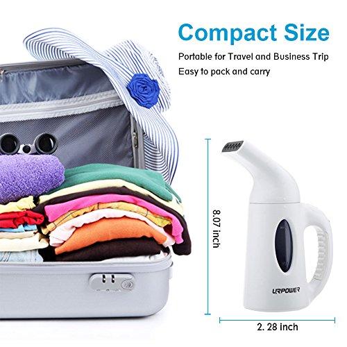 Urpower Garment Steamer 130ml Portable Handheld Fabric