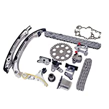 Timing Chain Kit Fits for TOYOTA TACOMA 2TR-FE 2.7L 2005-12, 4 Runner 2010 w/Gears