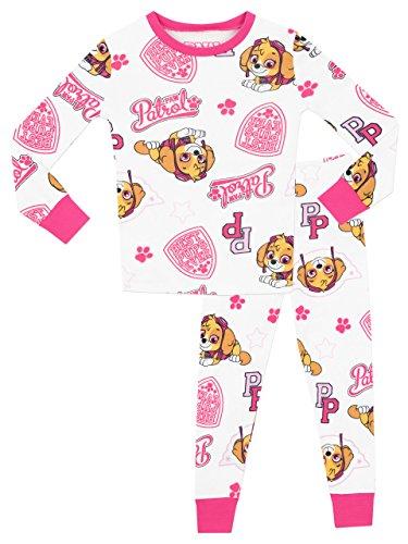 Paw Patrol Girls Pajamas 3T