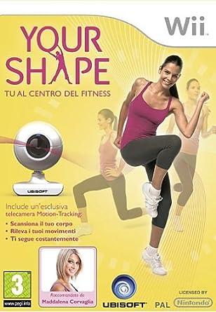 Your Shape + Camara Motion Tracking: Amazon.es: Videojuegos
