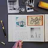 """Kolo Newport Scrapbook, 11"""" x 14"""", Ocean"""
