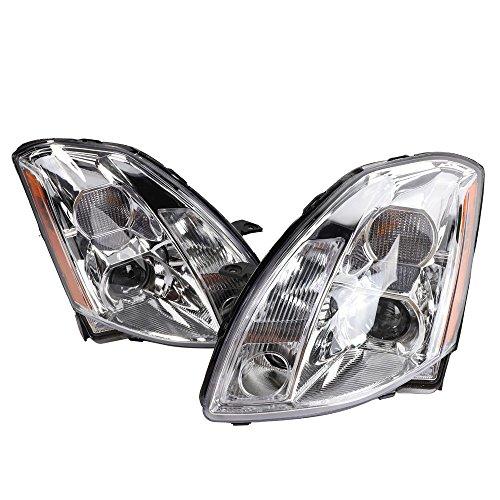 04 maxima headlight assembly - 1