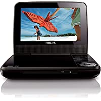 Philips PET741M Portable DVD Player (Certified Refurbished)