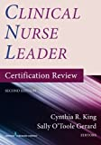 img - for Clinical Nurse Leader Certification Review, Second Edition book / textbook / text book