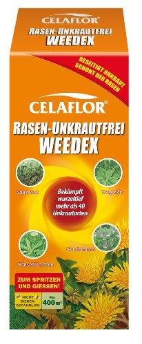 Celaflor  Rasen-Unkrautfrei Weedex - 400 ml