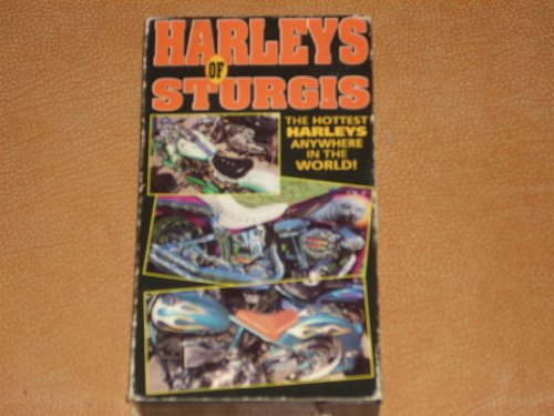 Harleys of Sturgis [VHS] ()